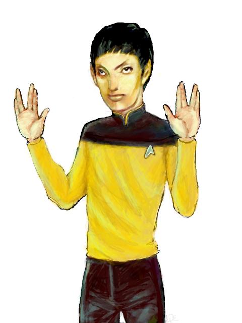 Vulcan by TheeBoyWonderr