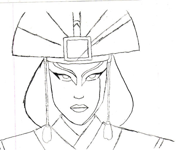 Avatar 4 2024: Avatar Kyoshi By Solar-Tsunami On DeviantArt