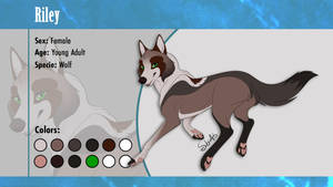 Riley | Reference sheet