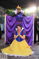 Snow White e Evil Queen by Danichan22