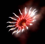 Fireworks: Long Exposure: no.2