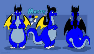 Matty Reference Sheet