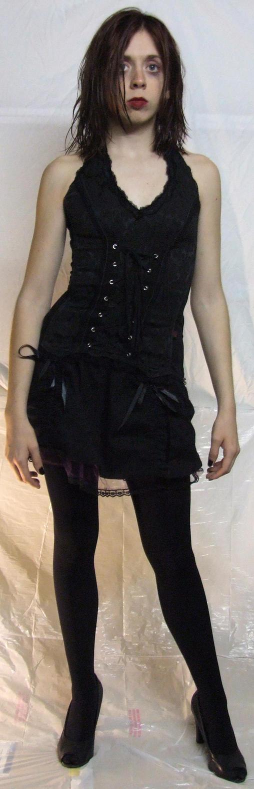 Goth hooker
