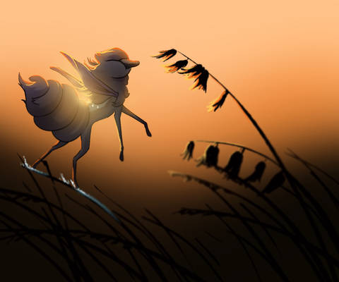 [TWWM] Fairy in a Field