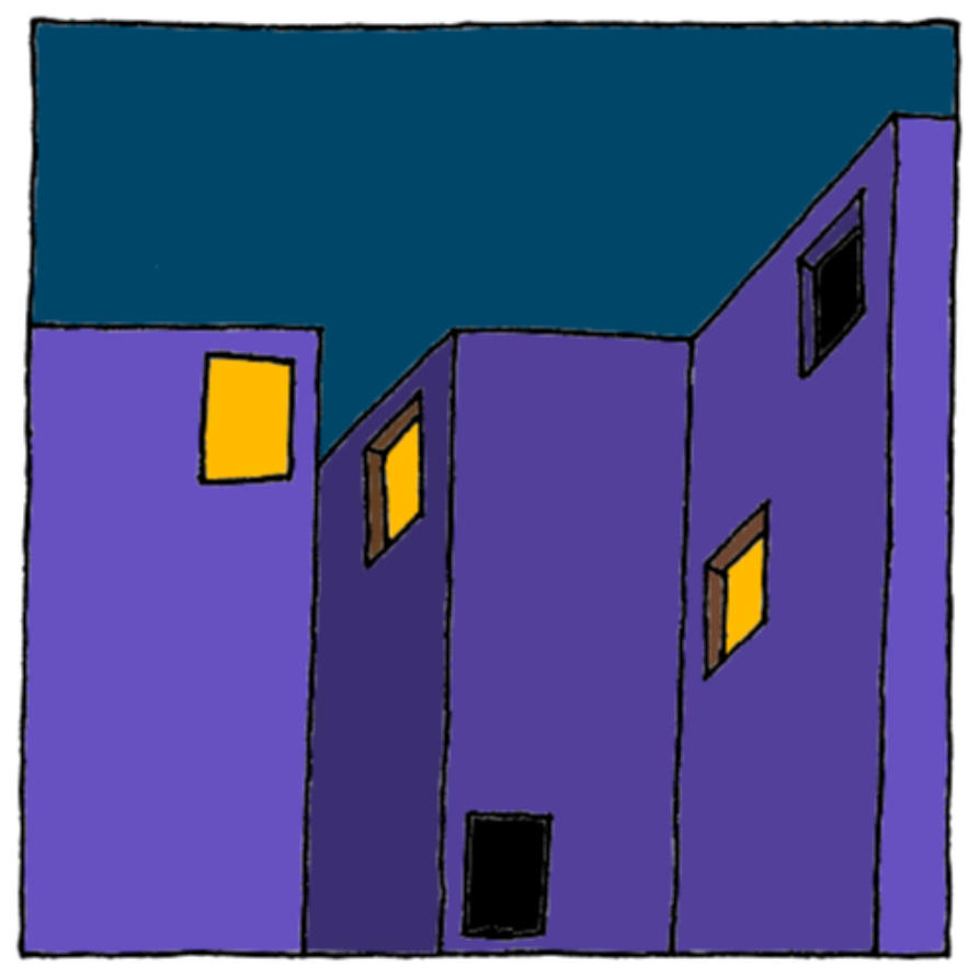 Building Scape II by SpearHawk