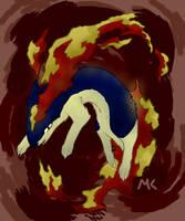 Ring of fire by MahuruRaji