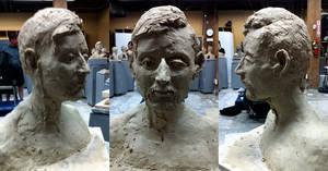 sculpture class work by SPFD