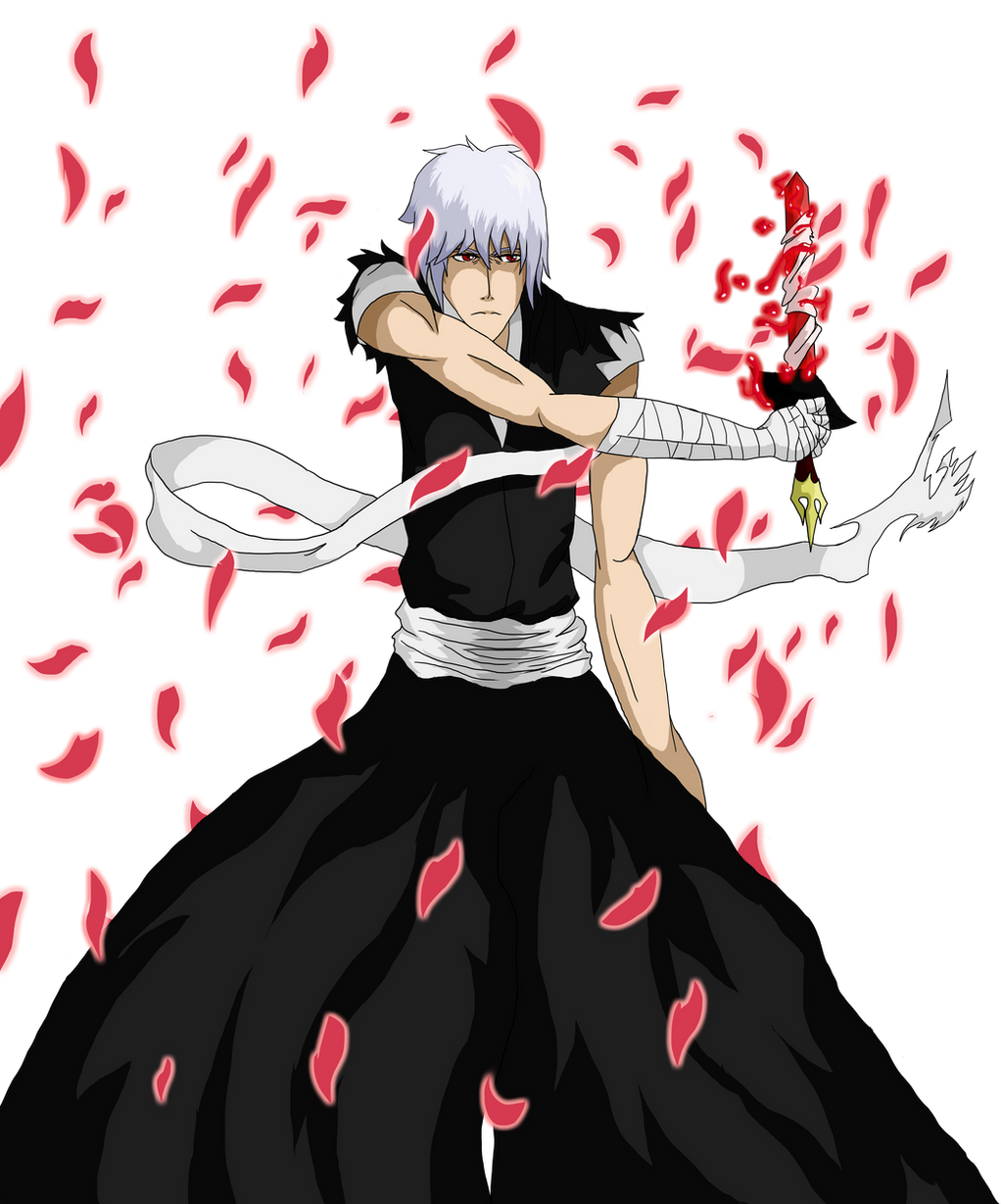 Bleach Oc Arashi By Sickeld160 On Deviantart: Bleach OC: Kiba Takeba Shikai (Updated) By 7thShepard On