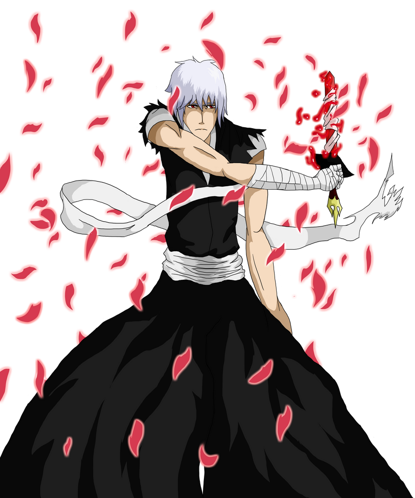 Bleach OC: Kiba Takeba Shikai (Updated) By 7thShepard On