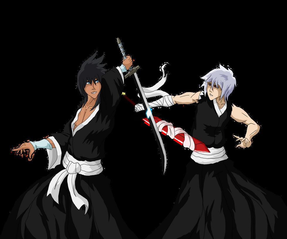Bleach Oc Kiba Takeba Shikai Updated By 7thshepard On