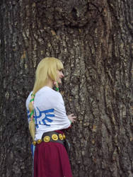 Princess Zelda by Mad-Badger19