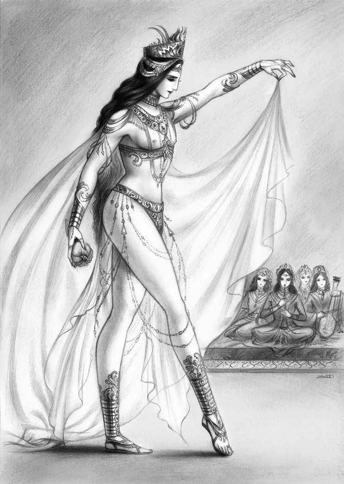 Dance in Babylon by DevaKami