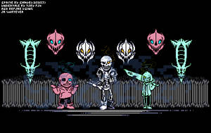 Under.. tale? - Bad Time Trio (Disbelief)