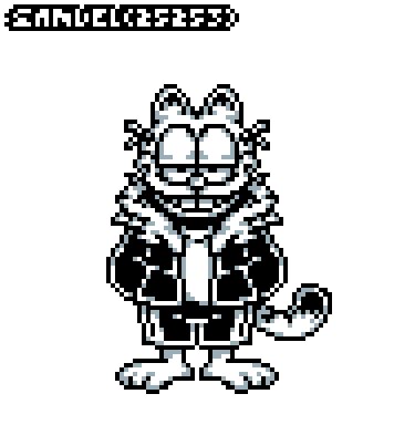 Undertale Garfield As Sans By Sharfav3in On Deviantart