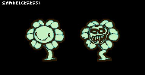 (Undertale) Flowey the Flower