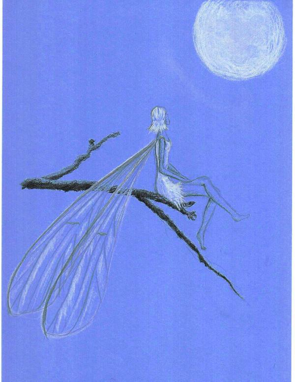 Rising moon by Yanagi-no-Yume