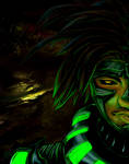Harlequin Hunter by Ajala