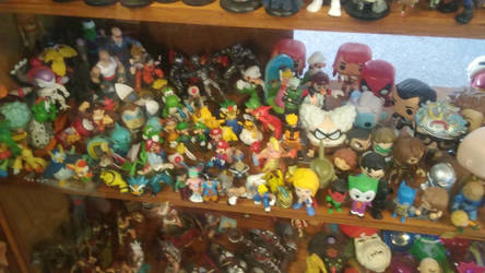 That's lot of merchandising toys