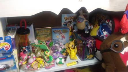 More toys mostly Pokemon