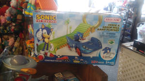 A Sonic racing track collection part