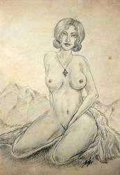 Triss Merigold by ArchGet
