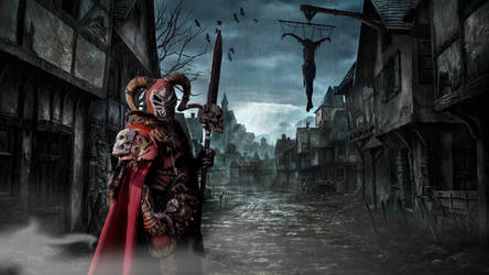 Priest of Khorne by ArchGet