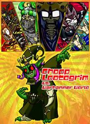 Chopp Lootogrim vs. Warhammer World by ArchGet