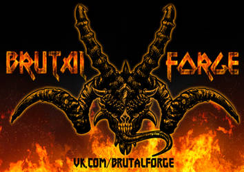 Banner for BrutalForge by ArchGet