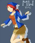 Pirate Girl - Monster World RPG by Eon-Sonny