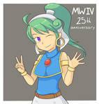 Monster world 4 - Asha