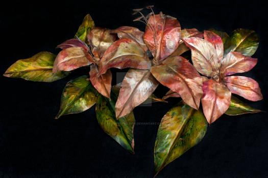Lily Sculpture