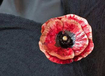Poppy Pretty by ArtofKeryeLeigh