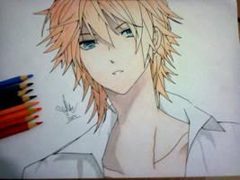 Anime Boy by MiioChann