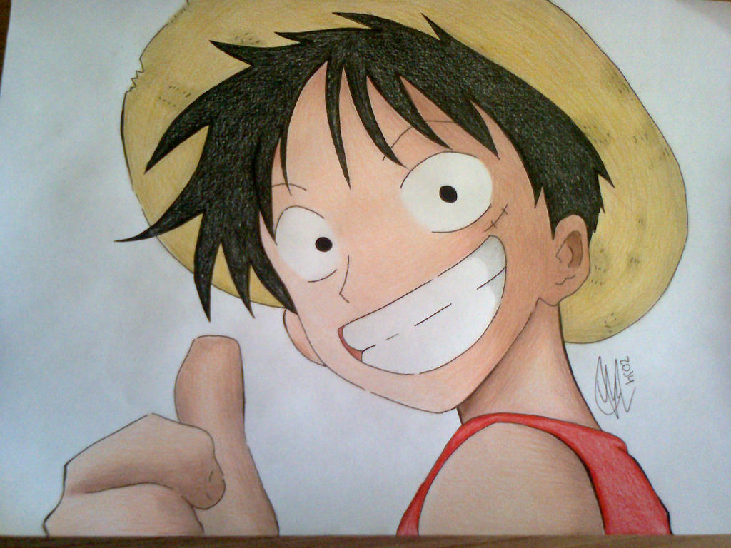 Luffy by MiioChann