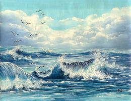 Waves by worldIsee