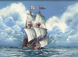 Galleon II by worldIsee