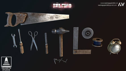 Tools by NamNguyen3D