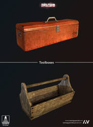 Toolboxes by NamNguyen3D