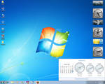 My Desktop - Windows 7