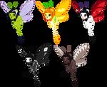 PixelPixyLions #1 (3 open)
