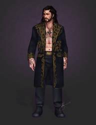 The fanciest of coats