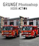 Grunge HDR Action