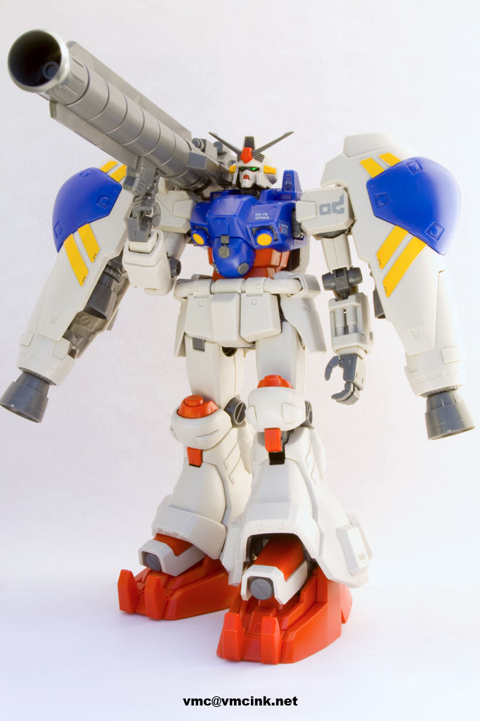 RX-78 GP02a by vmcampos