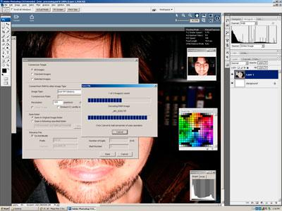 Me: Digital Person by vmcampos