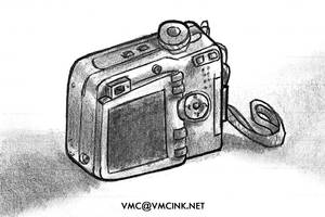 'Cubist' Camera by vmcampos