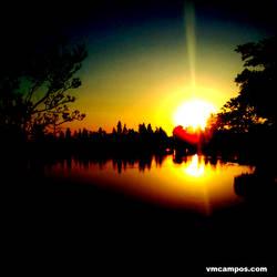 Eastlake Sunset 2013-05-12