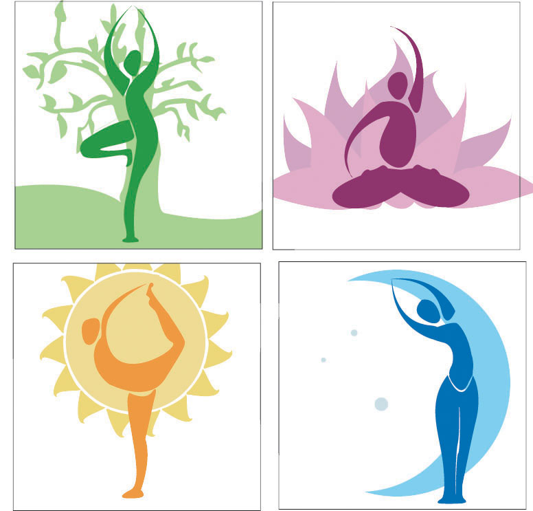 Yoga Logos For. Yoga Logos Apps Directories. Years Ago Ai How To ...