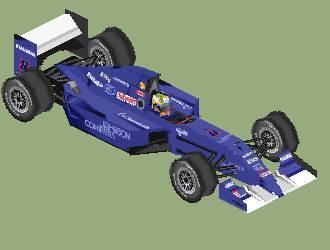 GP2 - Alex Tagliani 2004 by Rakkstead