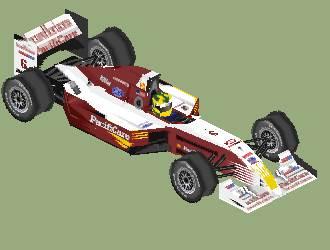 GP2 - Bruno Junqueira 2004 by Rakkstead