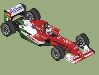 GP2 - Michel Jourdain Jr 2004 by Rakkstead